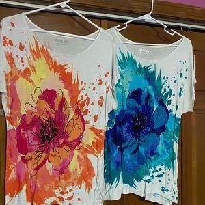 APT 9 shirts